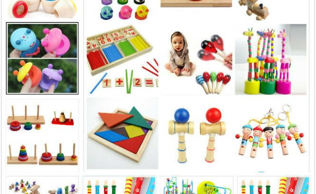 Baby Educational Kids Children Intellectual Developmental