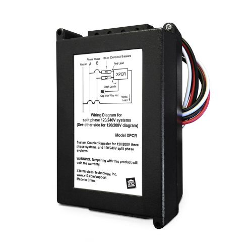 small resolution of x10 pro xpcr coupler repeater amplifier w 2 year warranty 99081312577 ebay
