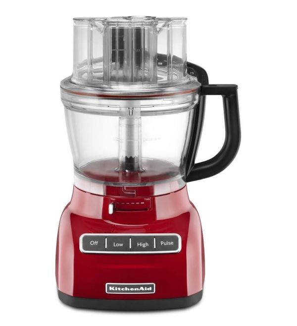 Kitchenaid -kfp1333er 13cup 3.1l With Wide Mouth Food Processor Exactslice System