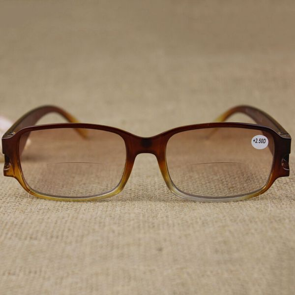 Fashion Mens Womens Brown Sunglasses Reading Glasses Readers 1 1.5 2 2.5