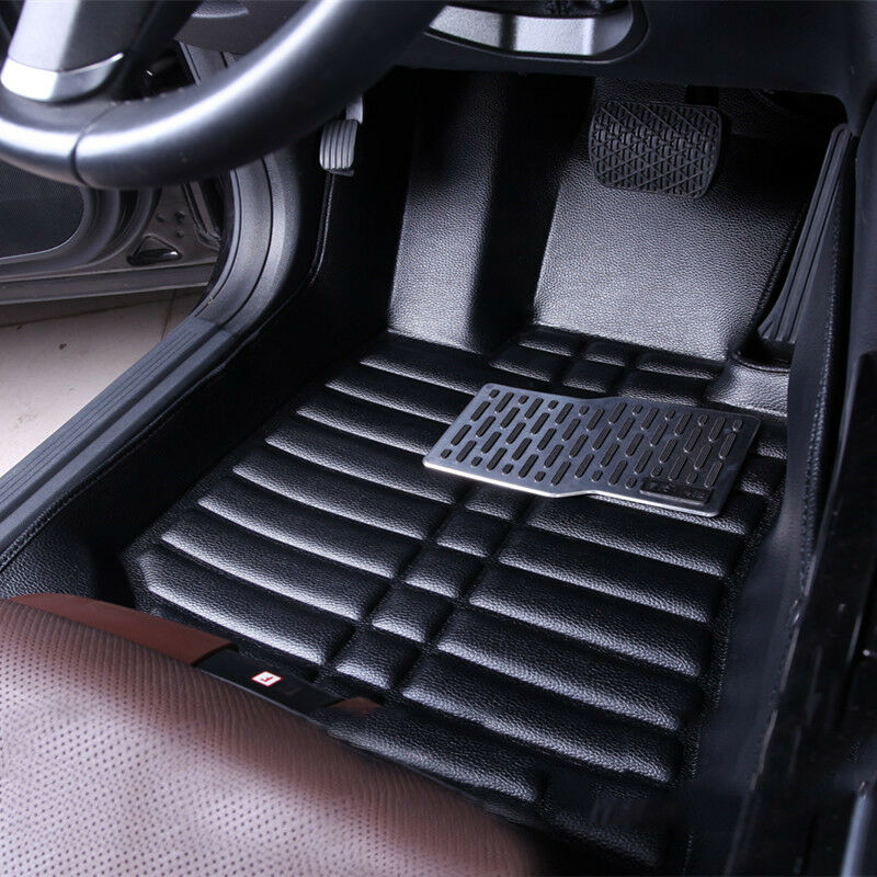 Car Floor Mats Front  Rear Liner Waterproof Mat For