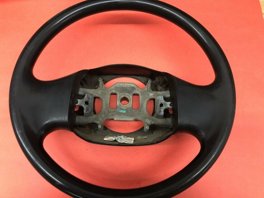 1998 2003 FORD F150 F250 F350 STEERING WHEEL OEM WITHOUT