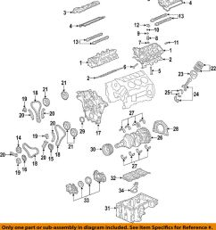 details about gm oem engine timing chain guide 12597416 [ 877 x 1000 Pixel ]
