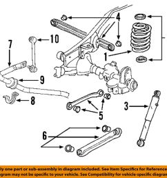 gm oem stabilizer sway bar rear link 15257472 sway bars parts accessories [ 1000 x 979 Pixel ]