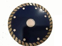 "10"" Diamond Saw Blade Wet/ Dry Turbo for Cutting Tile ..."