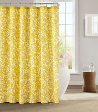 Kensie Spring Yellow White Decorative Modern Chic Fabric ...