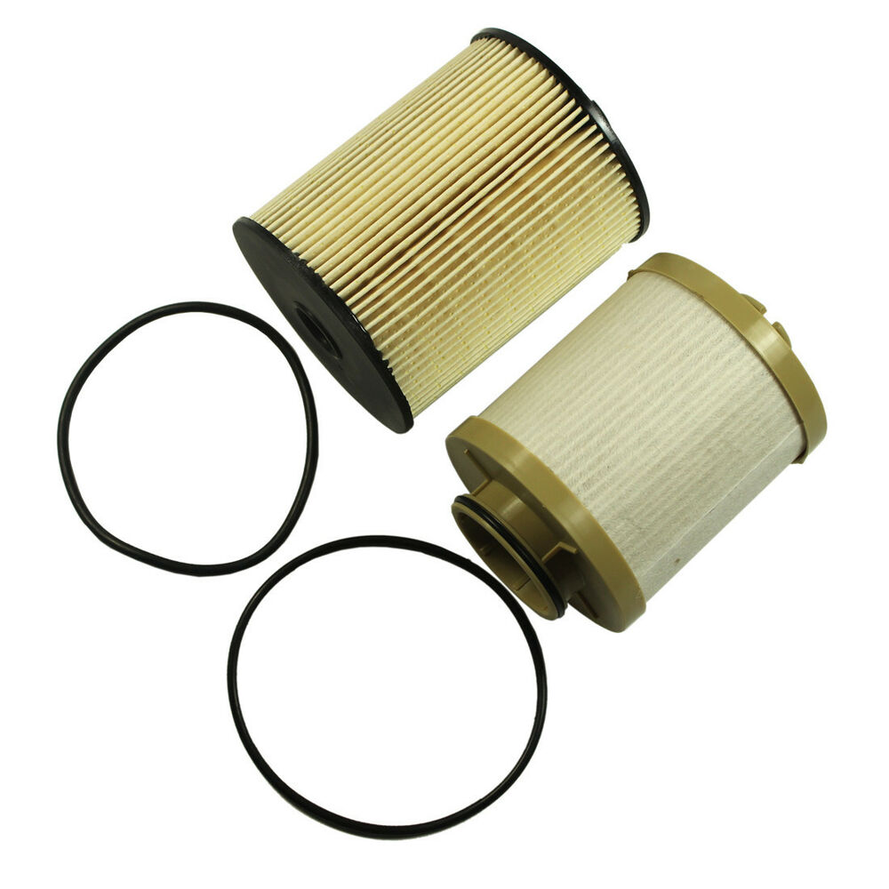 medium resolution of details about diesel fuel filter kit for 2008 2009 2010 ford f 250 f 350 f 450 super duty 6 4l