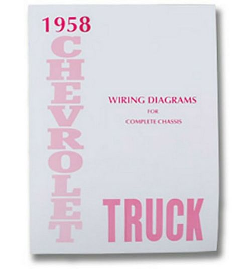 small resolution of details about 1958 chevy truck wiring diagram