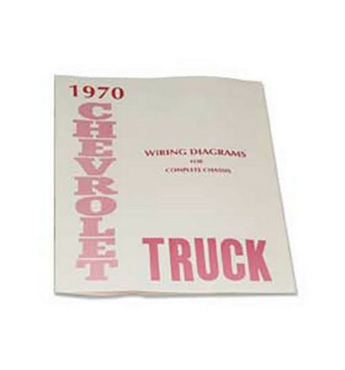 small resolution of 1970 chevy truck wiring diagram