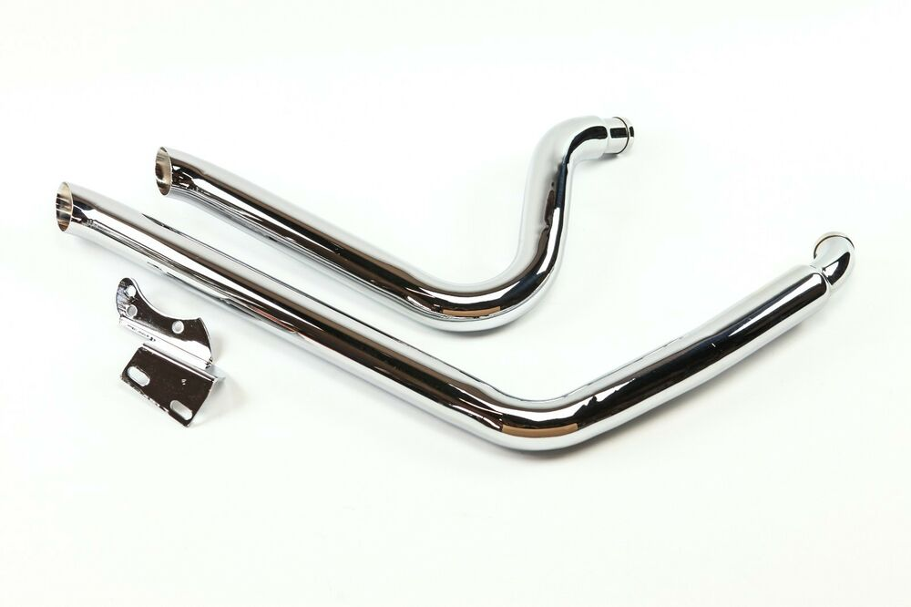 Harley-Davidson Dyna Street Sweeper Exhaust System FXD 2-1