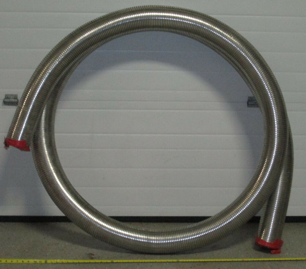 Stainless Steel Flexible Exhaust Tube Tubing Pipe 4