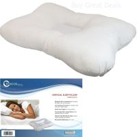 Pillows And Headaches. Medical Cervical Sleep Pillow With ...