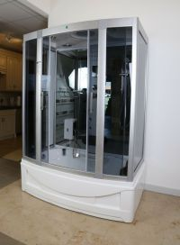 9001S Bluetooth Kokss Shower Room Enclosure Steam shower ...