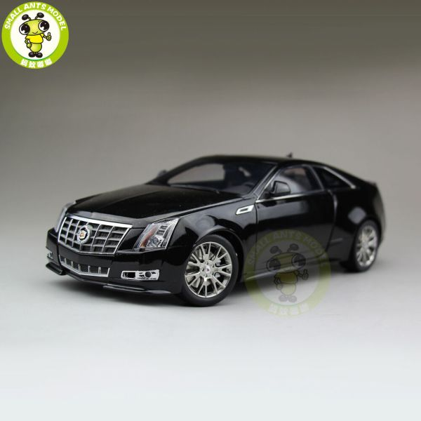 1 18 Kyosho G005bk Cadillac Cts Coupe Diecast Model Car