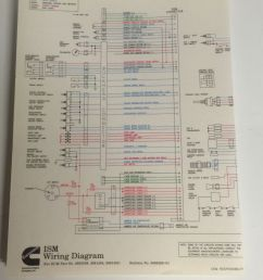cummins ism wire diagram 3666269 ebay isb wiring diagram [ 1000 x 1000 Pixel ]