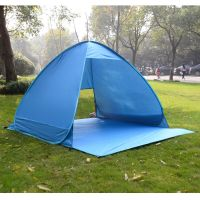 Portable Pop Up Beach Canopy Sun Shade Shelter Outdoor ...