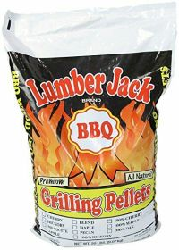 Smoke Ring Brand BBQ Smoking Pellets