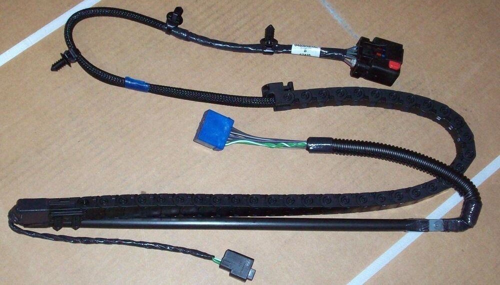 Caravan Power Sliding Door Motor On Sliding Door Wiring Harness