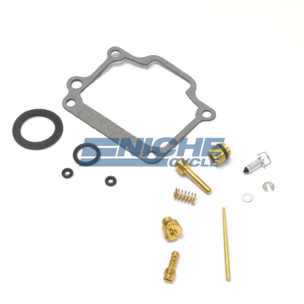 Suzuki LT80 87-98 Carburetor Carb Repair Rebuild Jet Seal