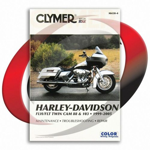 small resolution of details about 1999 2005 harley davidson flhtcui classic electra glide repair manual clymer