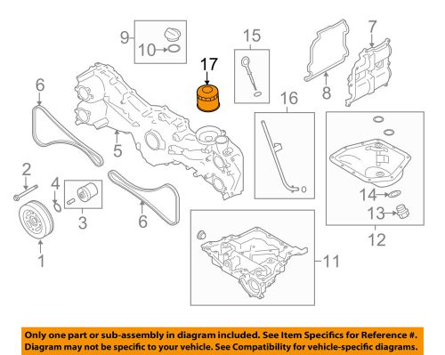 small resolution of details about subaru oem 2011 forester engine oil filter 15208aa130