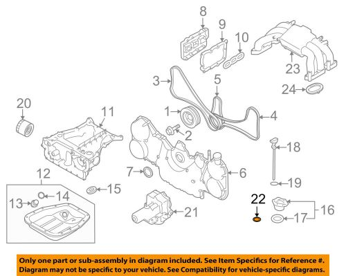 small resolution of details about subaru oem 08 14 tribeca engine oil pump o ring 806914120