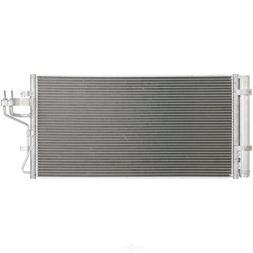 hight resolution of details about a c condenser spectra 7 4066 fits 10 12 hyundai genesis coupe 2 0l l4