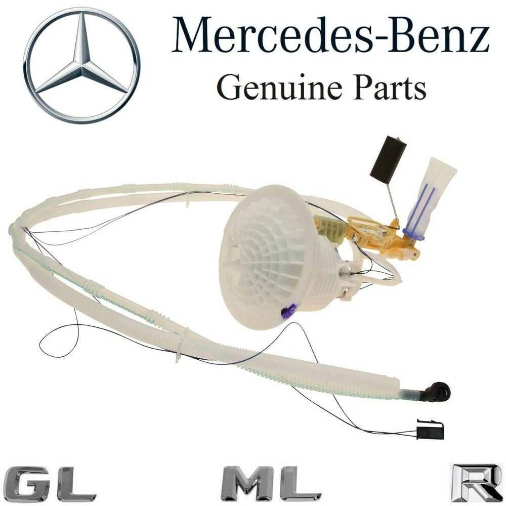 hight resolution of details about for mercedes x164 w164 w251 gas fuel filter w level sending unit assembly oes