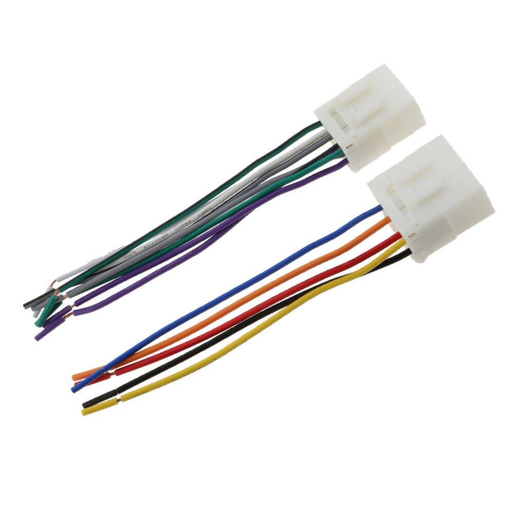 medium resolution of details about car radio wiring harness repairing cable wire for mazda mx 5 miata protege