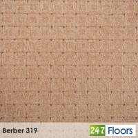 Berber Trafalgar Loop Pile Carpet