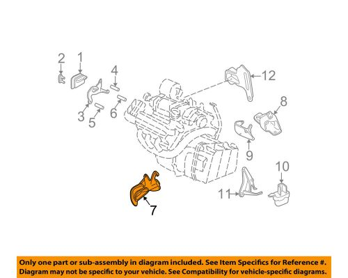 small resolution of details about buick gm oem 97 98 park avenue engine motor mount front 22201112