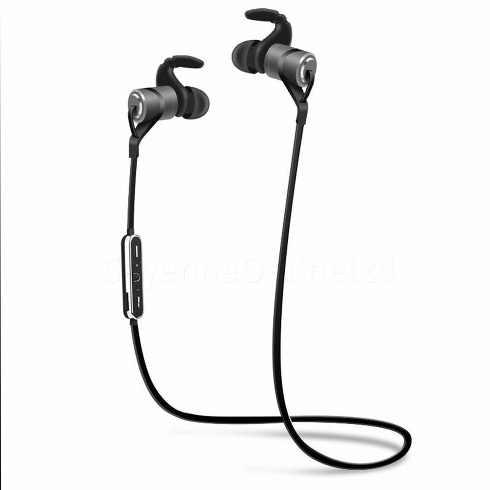 DOT. Bluetooth Earbuds Wireless 4.1 Headphones Sports Gym