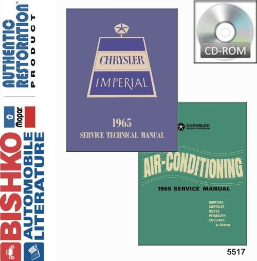 small resolution of details about 1965 chrysler imperial shop service repair manual cd engine drivetrain wiring