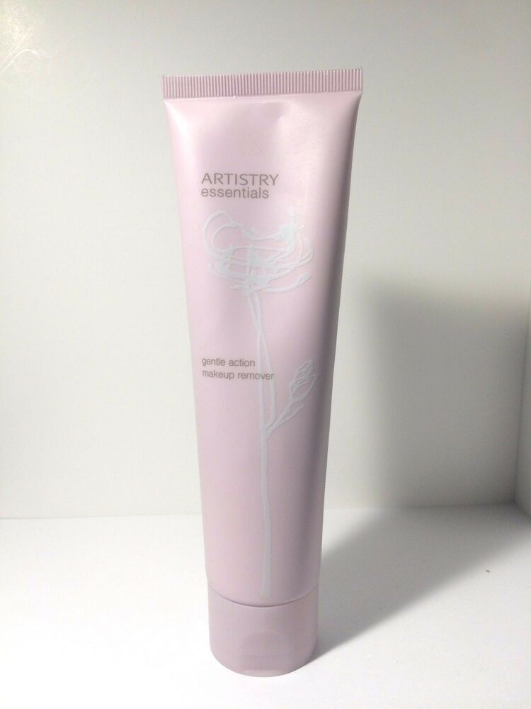 Amway Artistry Essentials Gentle Action Makeup Remover 125ml New. Eye Lip ...