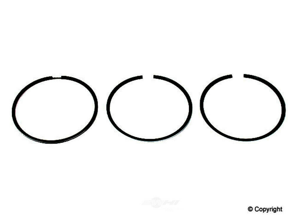 Engine Piston Ring Set-Goetze WD EXPRESS fits 86-91