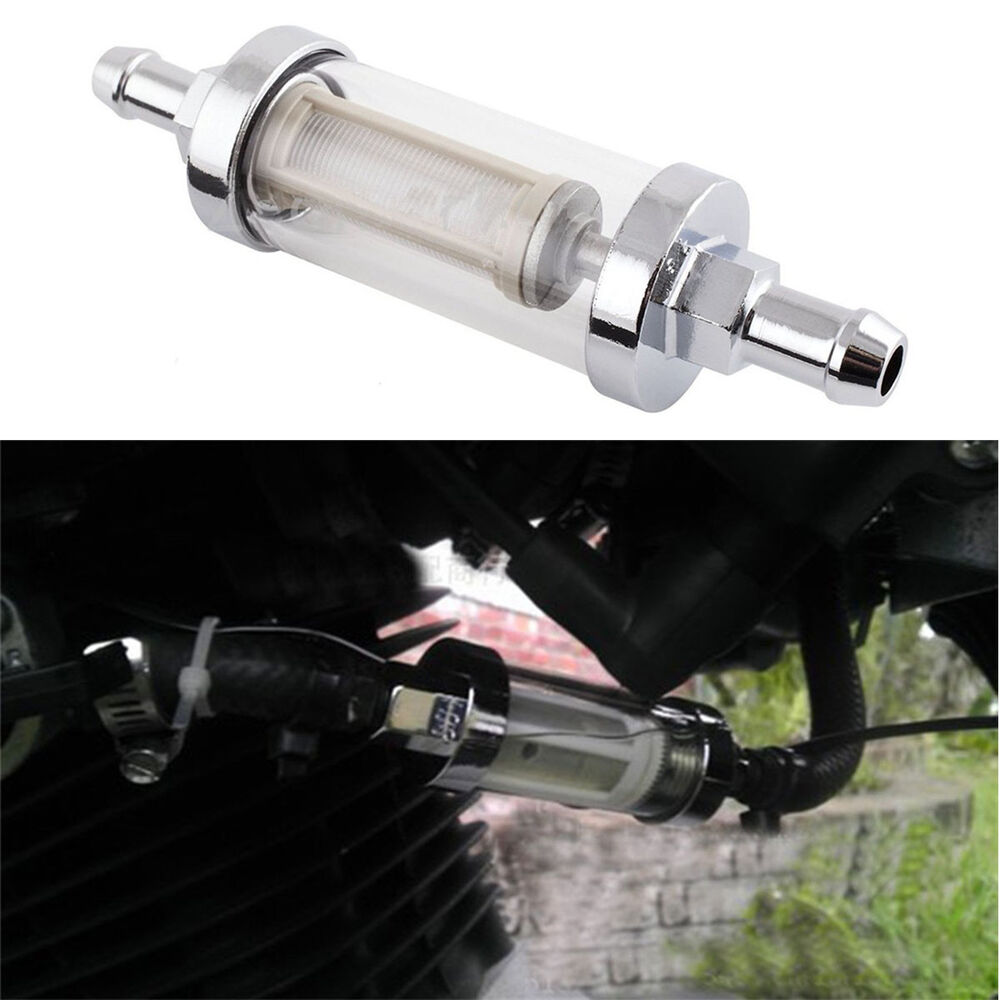 hight resolution of details about 8mm 5 16 fuel filter motorcycle fuel gas filter for harley honda yamaha etc
