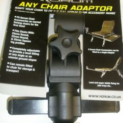 Angling Chair Accessories High For Girl Korum Any Adaptor Attachment Carp Fishing Tackle 5060367861367 Ebay