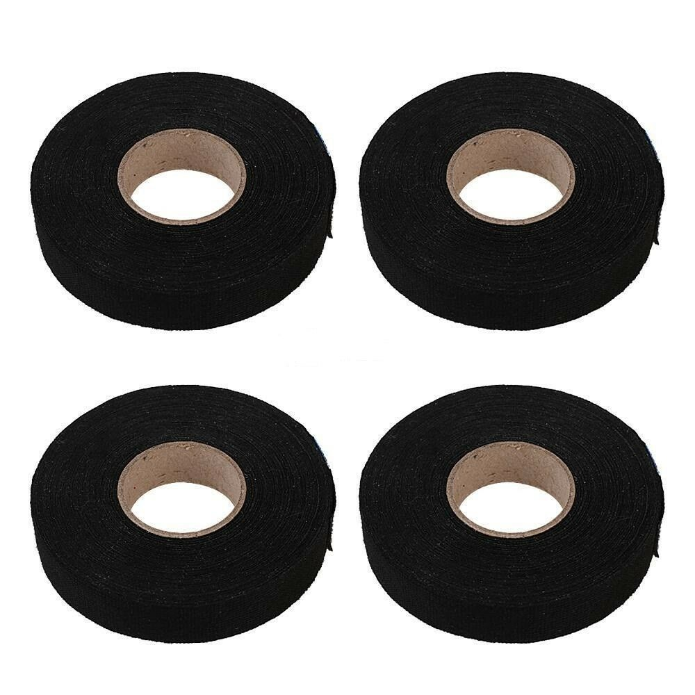 hight resolution of details about 5 rolls cloth tape wire electrical wiring harness car auto suv truck semi 75