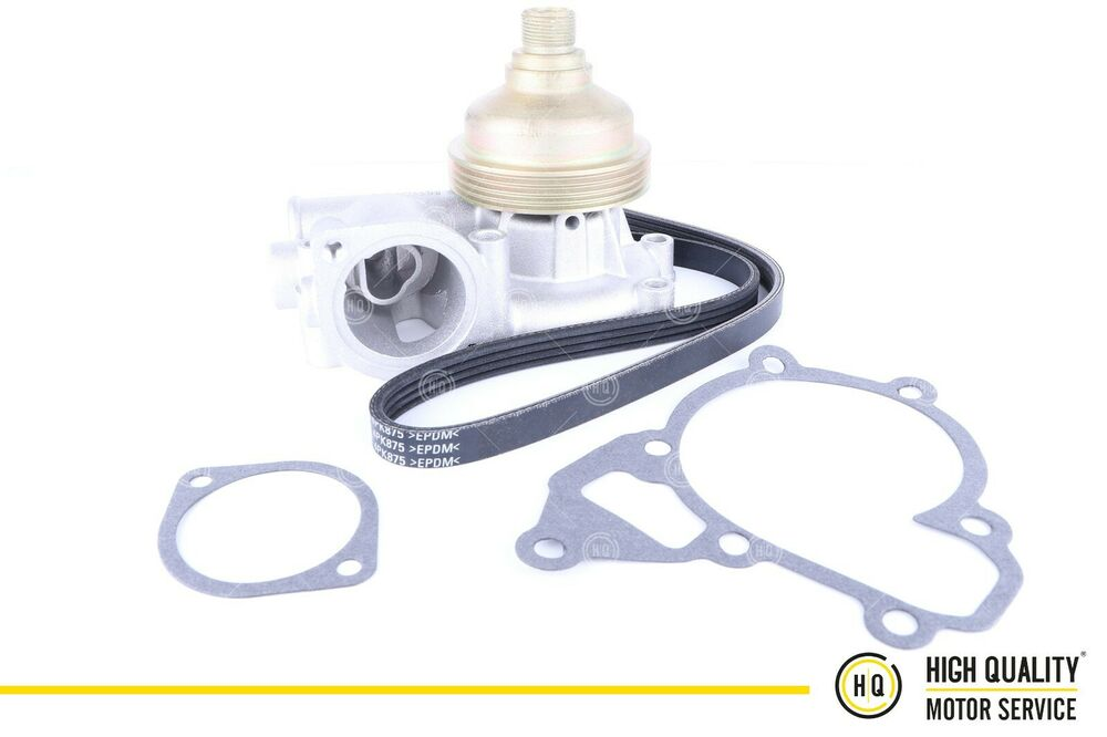 Lister Petter, Onan Water Pump with Gasket 750-40624, LPW