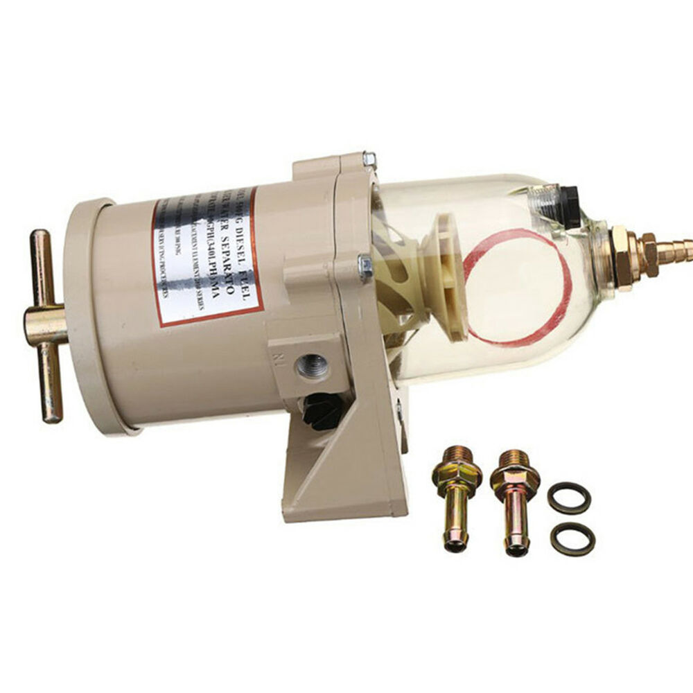 hight resolution of details about new 500fg 500fh diesel marine boat fuel filter water separator