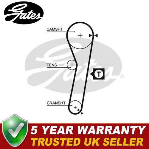 small resolution of details about gates timing cam belt for daihatsu charade hijet terios piaggio porter 5263xs