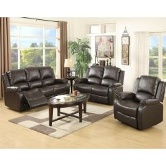 Reclining Leather Living Room Furniture Sets Boho Decor Sofa Set Loveseat Chaise Couch Recliner Accent Chair Details About