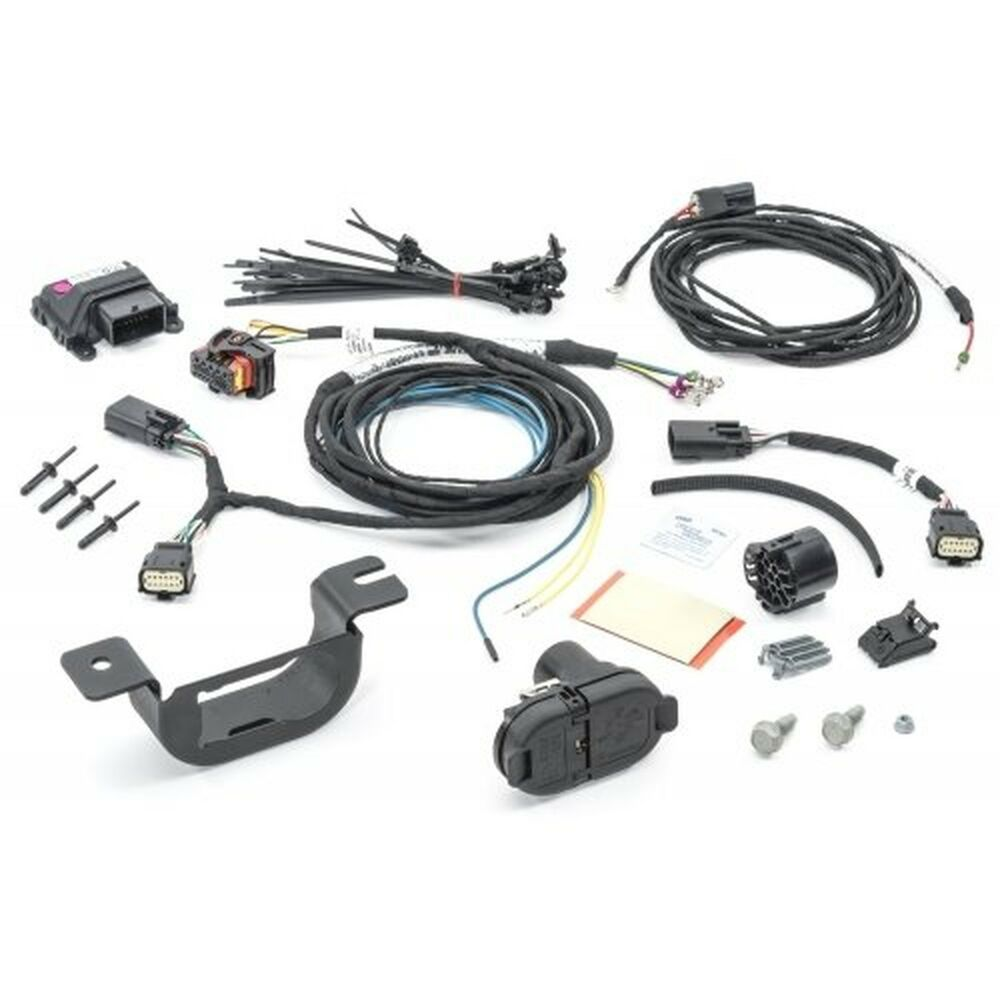 hight resolution of details about mopar 82215896 jeep wrangler trailer tow wiring harness