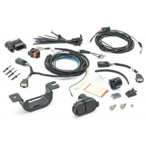 small resolution of details about mopar 82215896 jeep wrangler trailer tow wiring harness