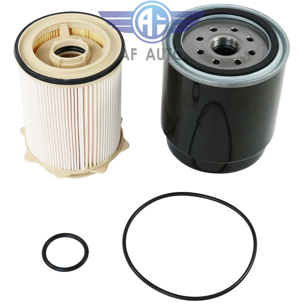 hight resolution of details about water separator fuel filter kit for dodge 6 7l cummins 13 18 ram 2500 3500 4500