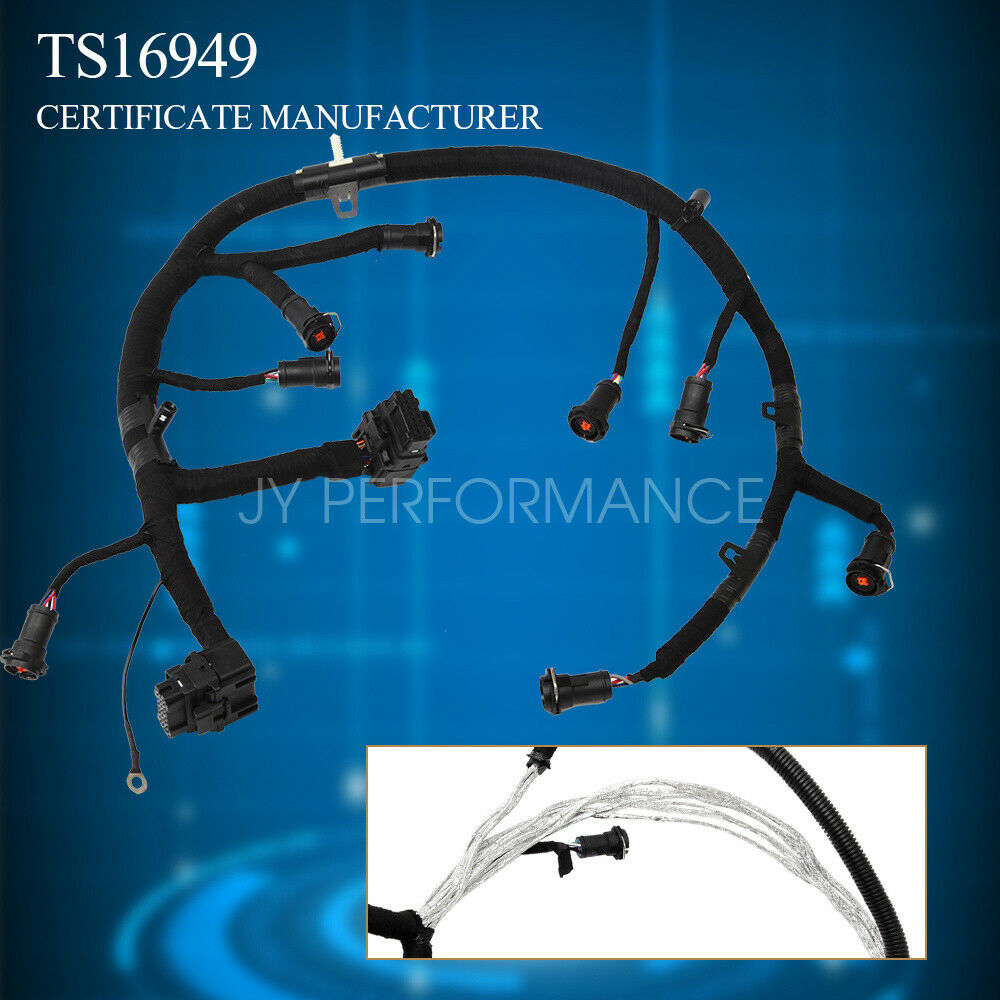 medium resolution of details about 6 0l 6 0 powerstroke diesel ficm fuel injector wiring harness 2003 2007