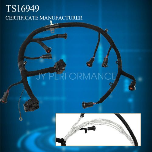 small resolution of details about 6 0l 6 0 powerstroke diesel ficm fuel injector wiring harness 2003 2007