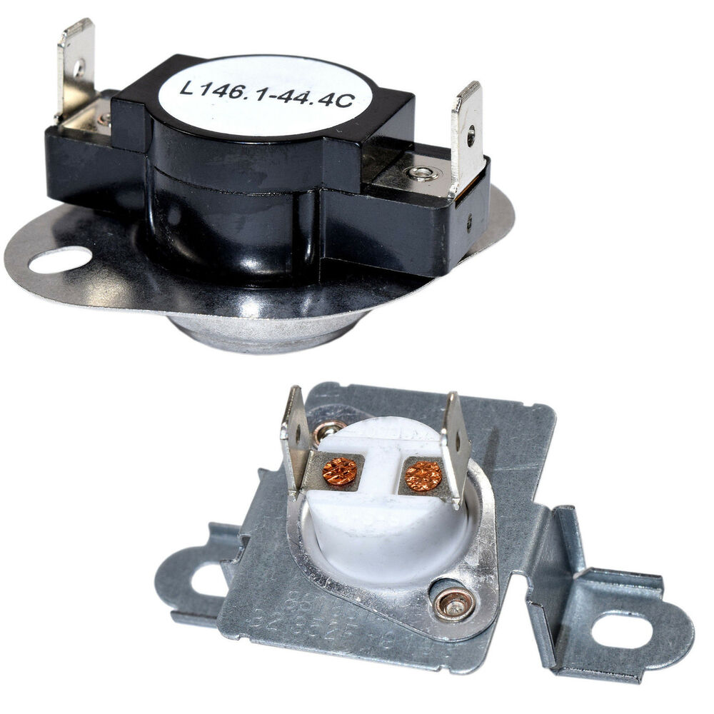 hight resolution of details about dryer thermostat thermal fuse for inglis yied7300ww0 yied7300ww1 yied7300ww2