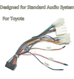 for toyota android dvd gps multimedia 20 pin wiring harness [ 1000 x 1000 Pixel ]
