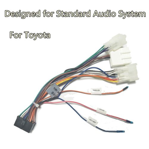 small resolution of for toyota android dvd gps multimedia 20 pin wiring harness